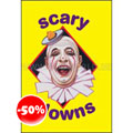 Scary Clowns Hc Boek