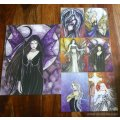 Gothic Card Set Of...
