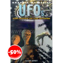 Rosen Graphic Mysteries Ufos Stripboek