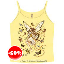 Golden Wings Top T-shirt Elfje