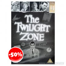 The Twilight Zone 14 Dvd