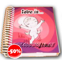 Love Is... Note Book