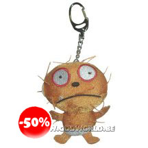 Terrible Babies Wolfgang Plush Keychain Jim Benton