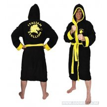 Rocky Balboa Sylvester Stallone Italian Stallion Cotton Bathrobe