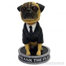 Men In Black Frank The Pug Carlin Bobble Head Statue