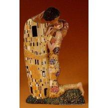Gustav Klimt The Kiss Large Statue
