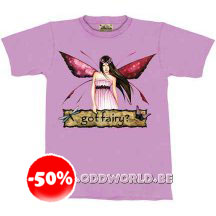 Got Fairy T-shirt Elfje