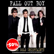 Fall Out Boy-solid Gold DVD