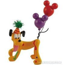 Walt Disney Pluto Gelukkige Verjaardag Hond Beeld