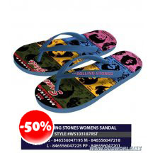 The Rolling Stones Vrouwen Slippers