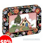 Mary Engelbreit  Home Sweet Home Set With Decorative Tin