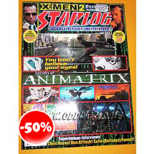 Starlog 310 May 2003 Science Fiction Films Tv Video