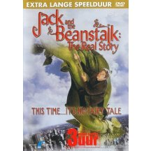 Jack and the beanstalk - the real story DVD