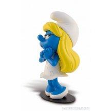 De Smurfen De Verliefde Smurfin Smurf Beeld