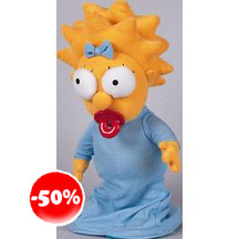 De Simpsons Maggy Plushfiguur