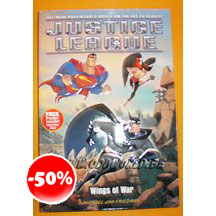 Justice League Wings Of War Novel Book
