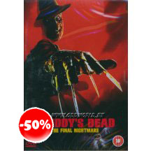Freddy's Dead: The Final Nightmare (1991) Dvd