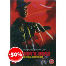 Freddy's Dead: The Final Nightmare (1991) Dvd