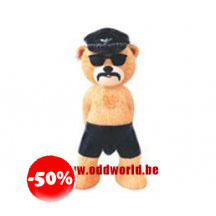 Randy Bad Taste Bears Beer Beeld
