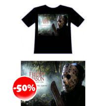 Freddy Vs Jason - Jason Wins! T-shirt