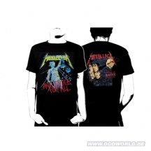 Metallica T-Shirt Los