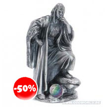 The Lord Of The Rings Elrond Miniature Statue