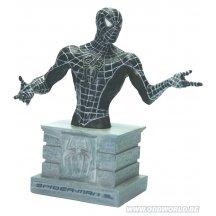 Spider Man 3 Spiderman Black Bust Paper Weight